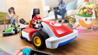 Mario Kart Live: Home Circuit met les gaz à l'approche de sa sortie