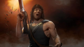 John Rambo débarque bientôt sur Mortal Kombat 11