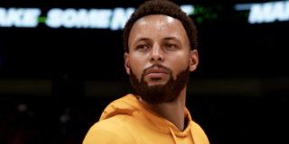 Petite mise à jour pour NBA 2K21 sur next gen