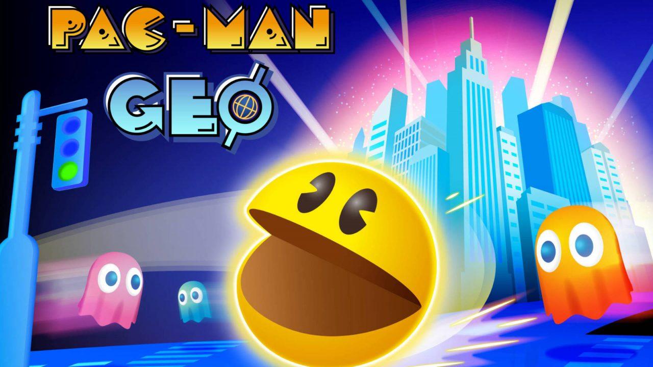 Pac-Man Geo bénéficie d'une grosse mise à jour
