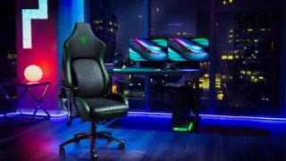 Razer se lance dans les sièges gaming avec son Iskur