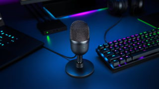 Razer annonce son microphone USB petit budget, le Seiren Mini