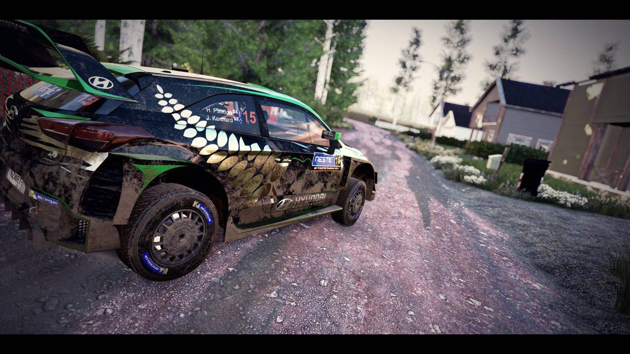 WRC 9 bénéficie d'une première mise à jour gratuite