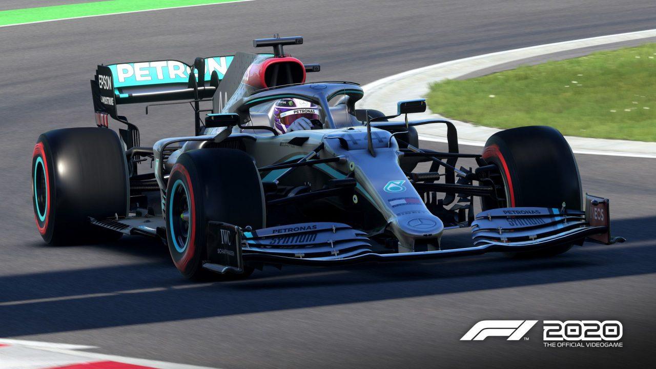 Essayez gratuitement F1 2020 sur PS4 et Xbox One