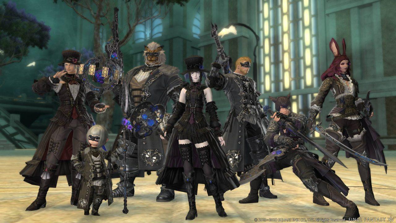 La mise à jour 5.4 de Final Fantasy XIV arrive