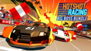 Un DLC gratuit pour le bien fun Hotshot Racing
