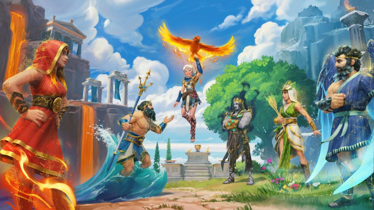 Jeux vidéo (multi): Immortals Fenyx Rising présente son Season Pass