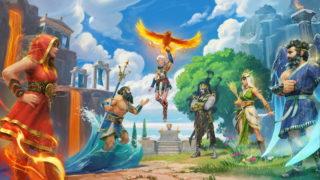Ubisoft donne les détails sur le contenu post-lancement d'Immortals Fenyx Rising