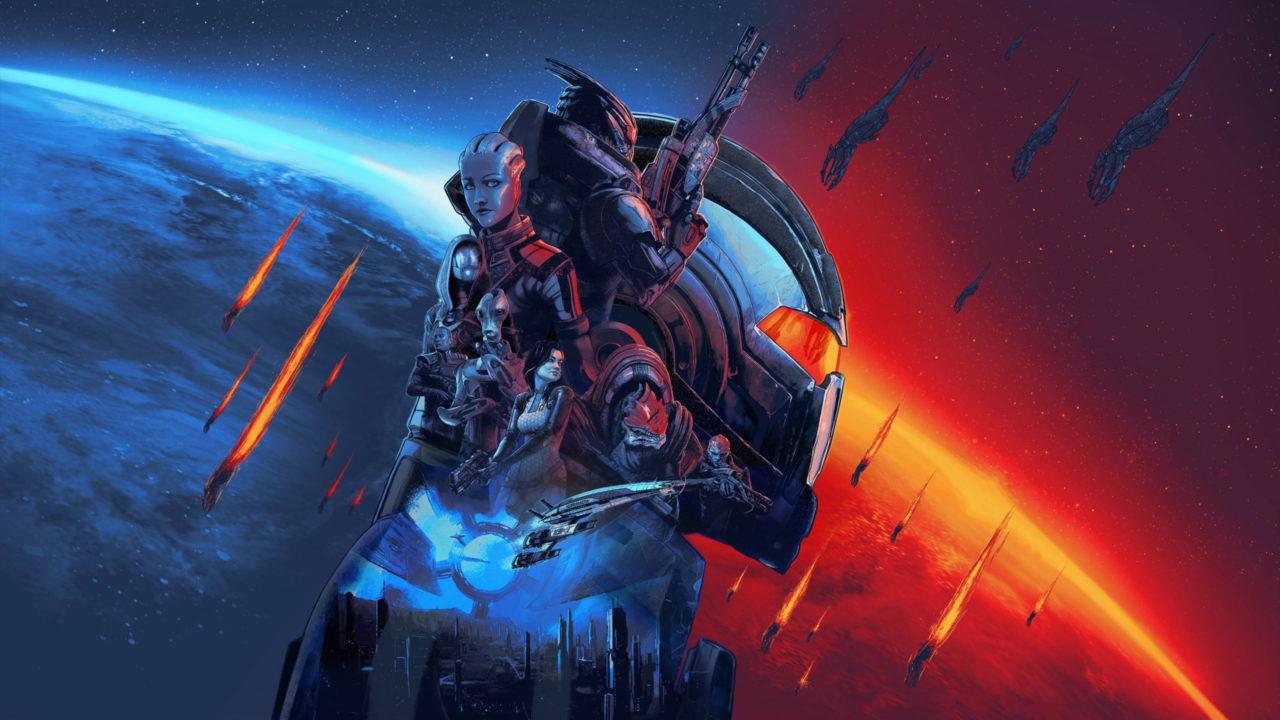 EA et Bioware confirment Mass Effect Edition Légendaire