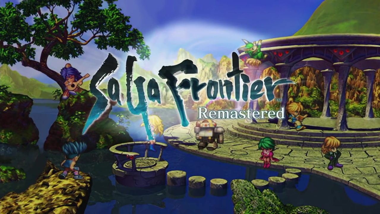 Square Enix annonce SaGa Frontier Remastered