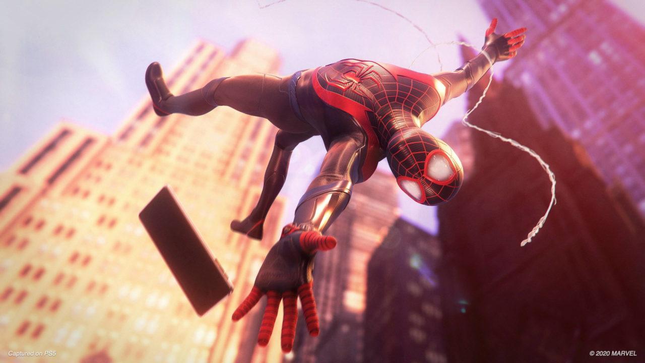 Un nouveau mode graphique pour Marvel's Spider-Man Miles Morales sur PS5