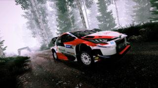 La Toyota GR Yaris débarquera dans la prochaine mise à jour de WRC 9