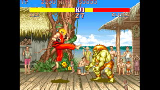 Capcom Arcade Stadium Videos
