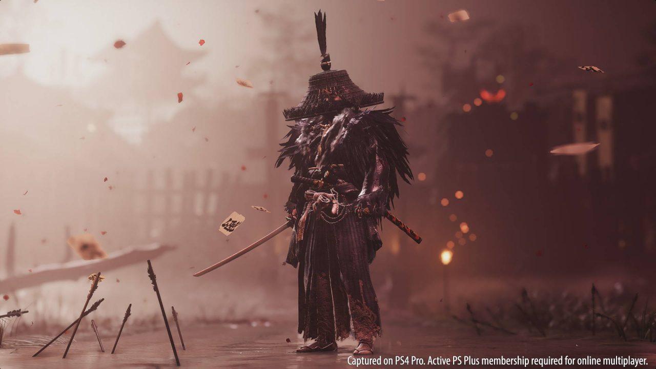 Des costumes inspirés par des titres Sony sur Ghost of Tsushima Legends