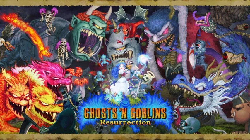 Ghosts'n Goblins Resurrection – Increvable