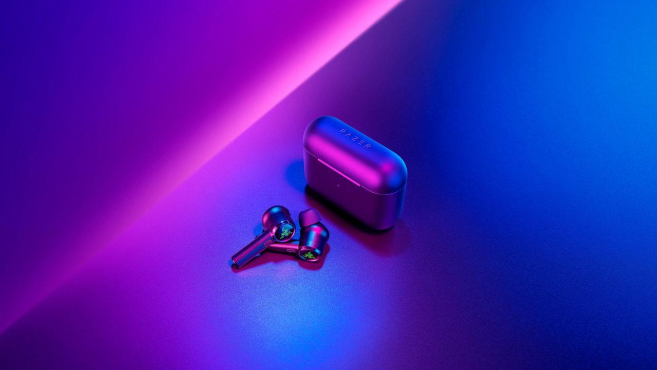 Razer lance ses nouveaux écouteurs sans fil Hammerhead True Wireless Pro