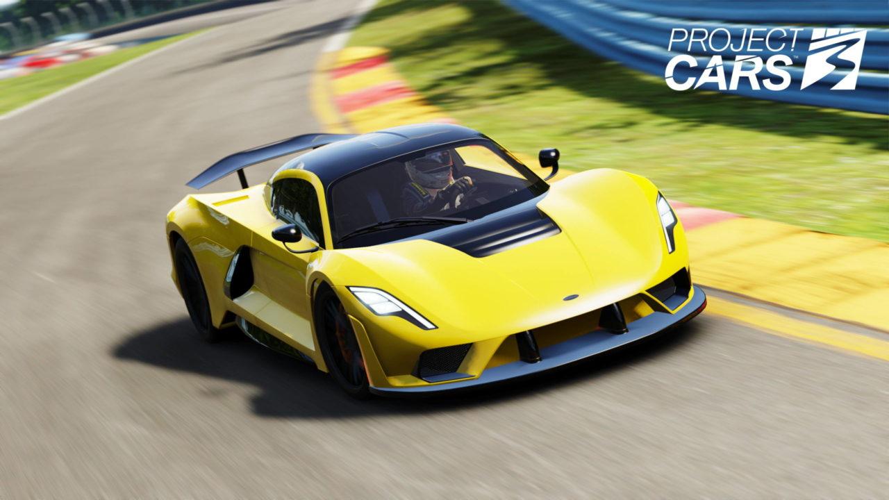 Le Style Pack de Project Cars 3 disponible dès à présent