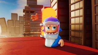Une nouvelle carte pour Worms Rumble la semaine prochaine
