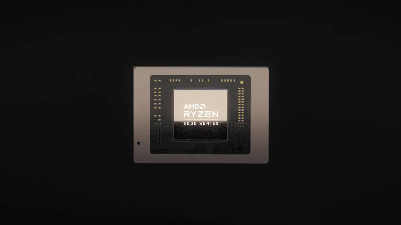 AMD annonce les Ryzen 5000 Series mobile