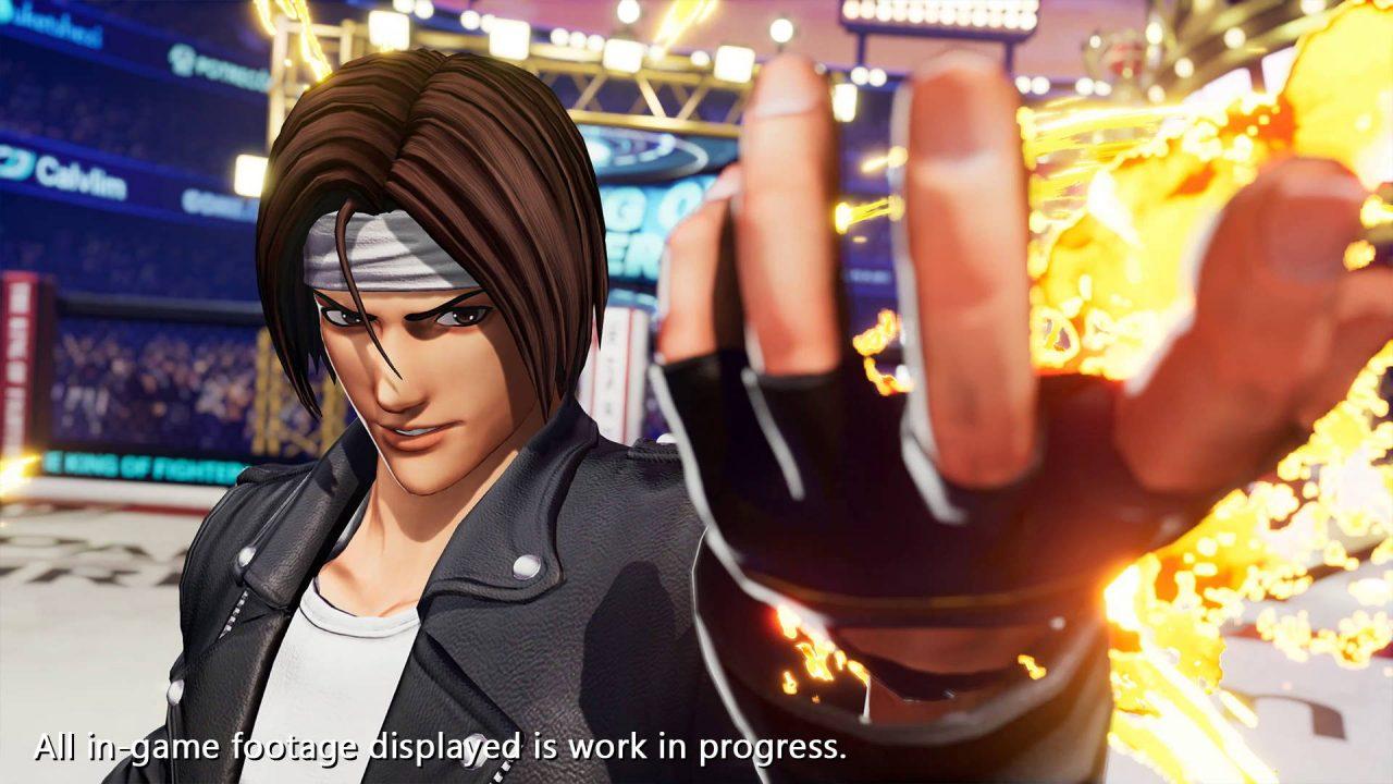 SNK lancera King of Fighters XV en 2021, nouvelle vidéo et premières images