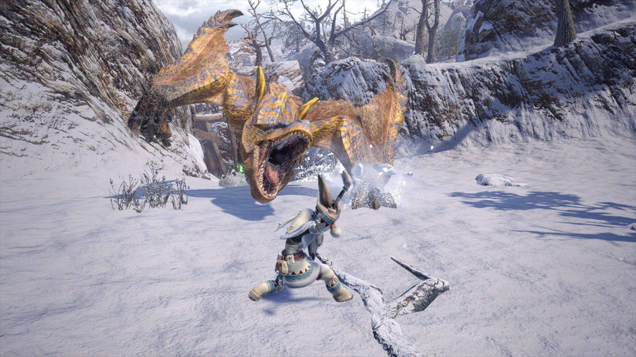 La démo de Monster Hunter Rise disponible demain sur le Nintendo eShop