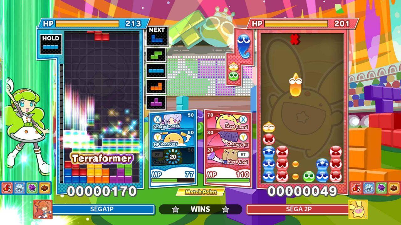 Puyo Puyo Tetris 2 arrivera sur Steam fin mars