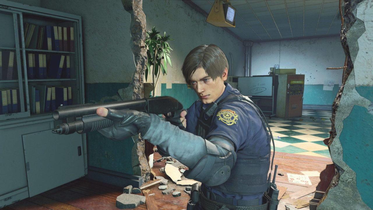E2 2021 – Resident Evil Re:Verse sortira le mois prochain