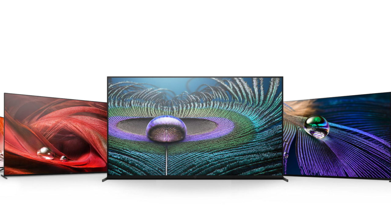 Sony annonce sa nouvelle gamme de TV Bravia XR