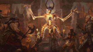 Blizzard annonce le remake Diablo II Resurrected