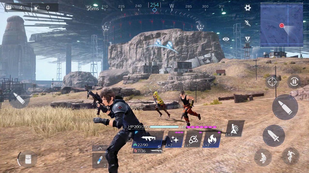 Square Enix dévoile deux nouveaux jeux mobiles dans l'univers Final Fantasy VII