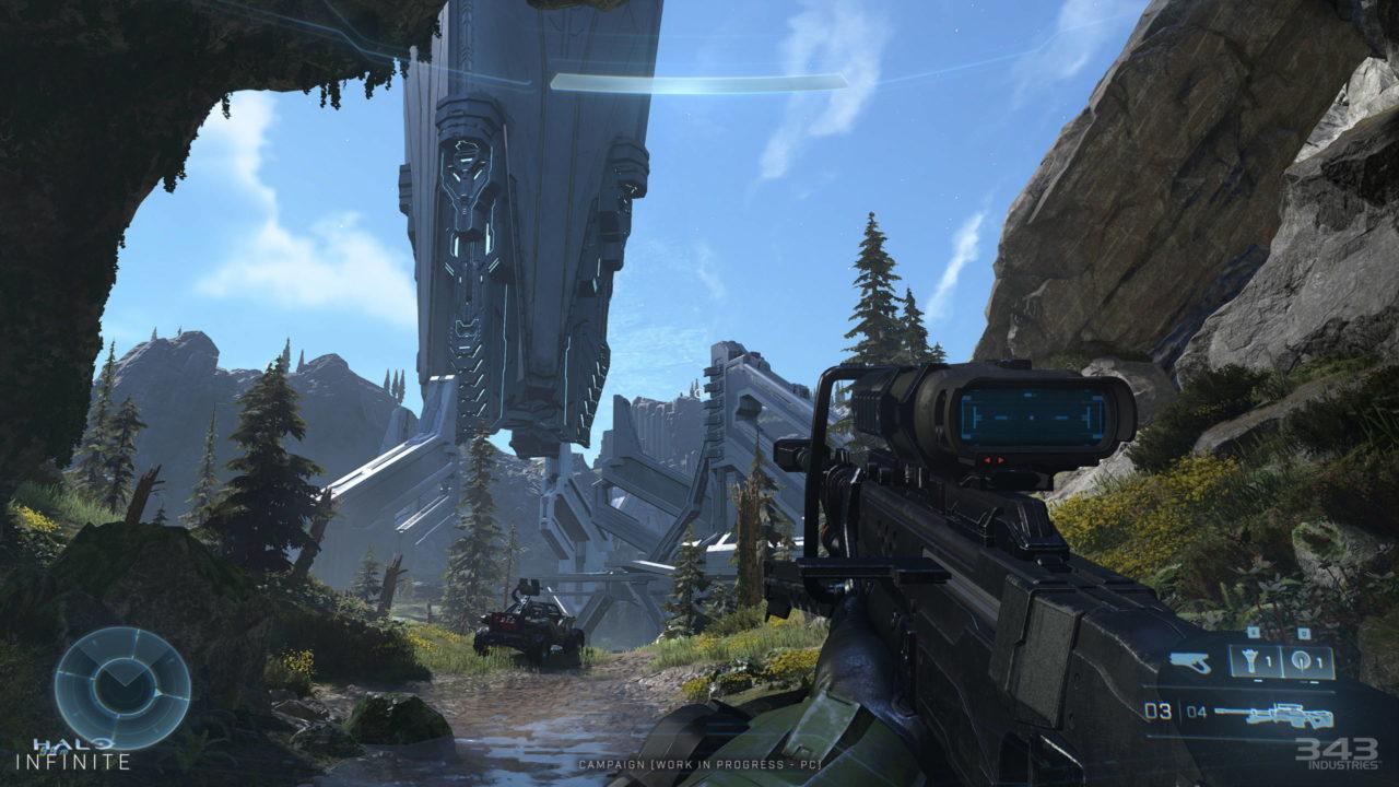 De nouveaux détails sur Halo Infinite