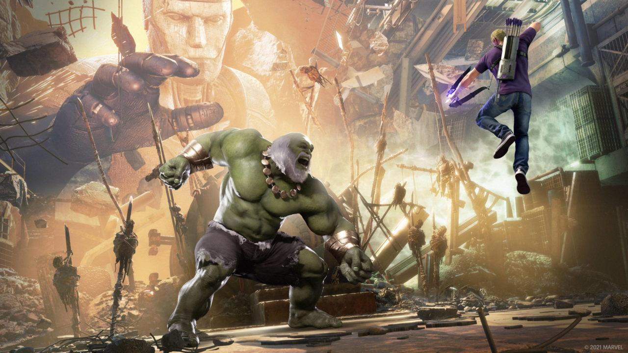 Marvel's Avengers – Mise à jour next gen et arrivée d'Hawkeye pour le mois prochain