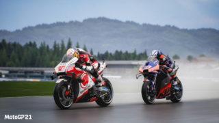 MotoGP 21 arrive en avril prochain