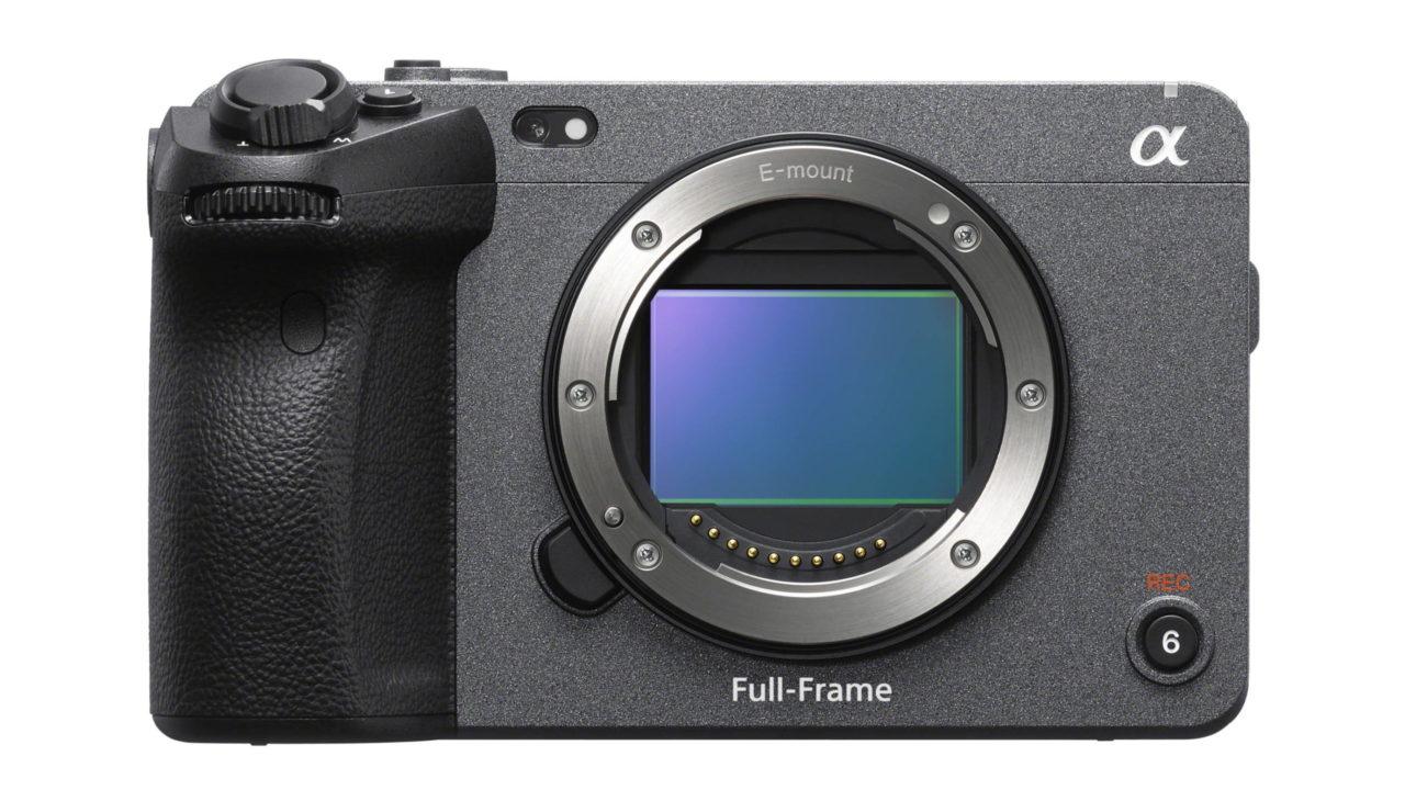 Sony dévoile sa nouvelle caméra vidéo, la Cinema Line FX3