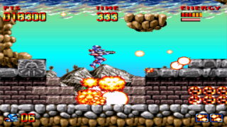 Turrican Flashback Images