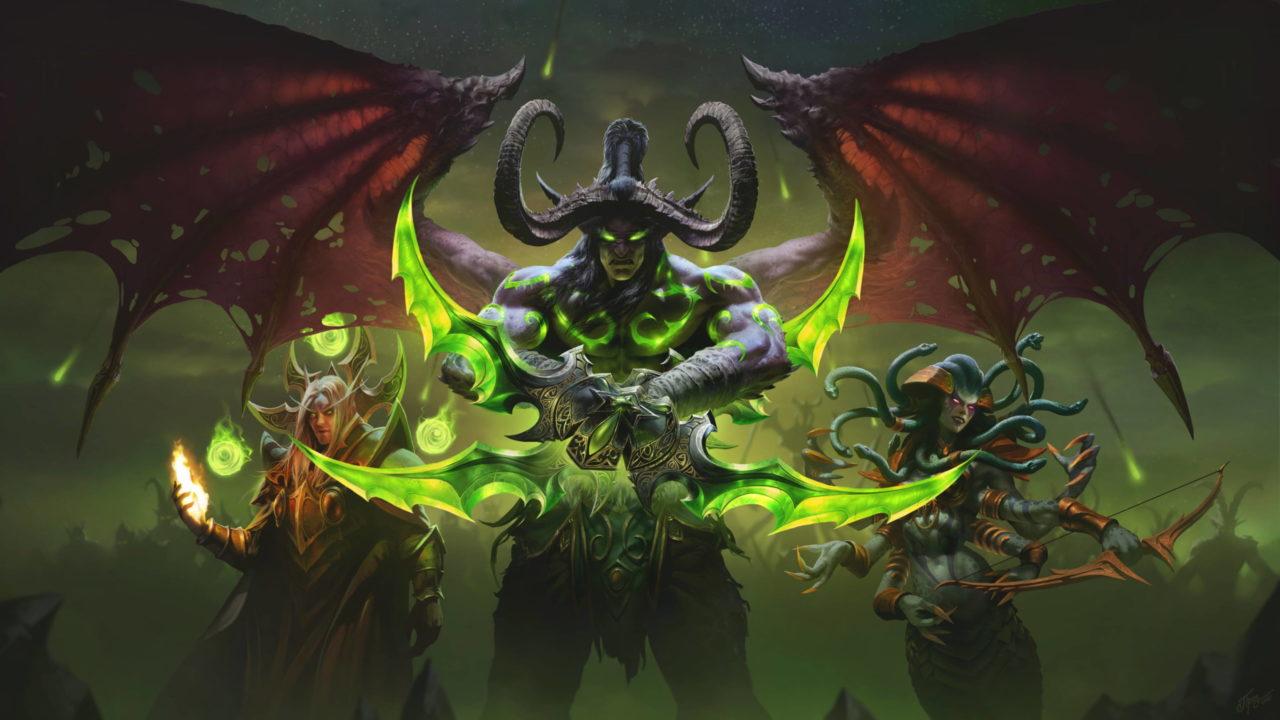 Le retour de World of Warcraft Burning Crusade Classic courant 2021