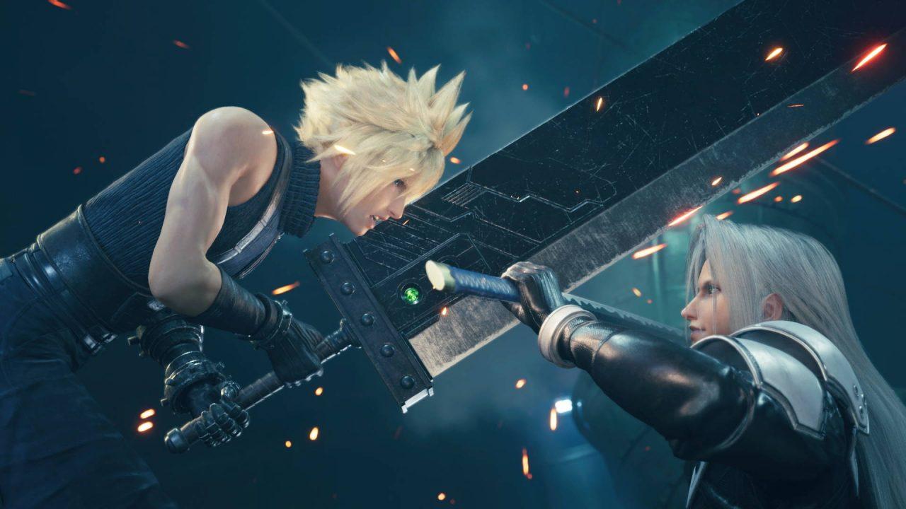 Nouvelles images pour Final Fantasy VII Remake Intergrade sur PS5