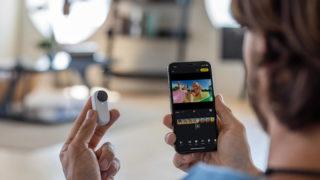 Petite mais costaude la microscopique nouvelle caméra action Insta360 Go2