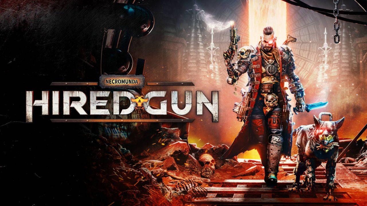 Focus Home Interactive annonce un nouveau FPS, Necromunda Hired Gun