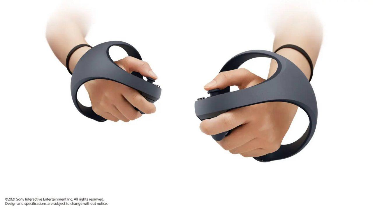 Sony dévoile les manettes du futur PlayStation VR 2
