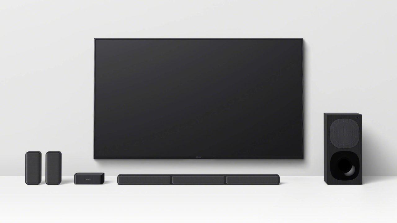 Un nouveau système audio 5.1 chez Sony