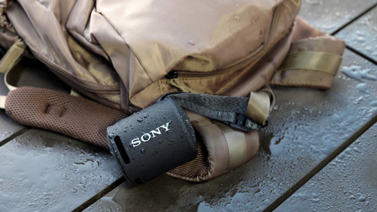Sony annonce le SRS-XB13, une enceinte bluetooth pour les baroudeurs