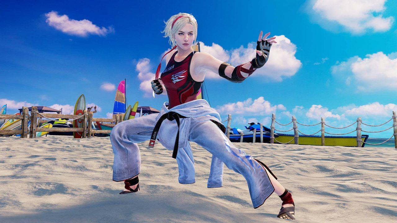 Tekken 7 accueille une nouvelle combattante demain