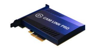 Une carte pour brancher jusqu'à 4 sources vidéo avec l'Elgato Cam Link Pro