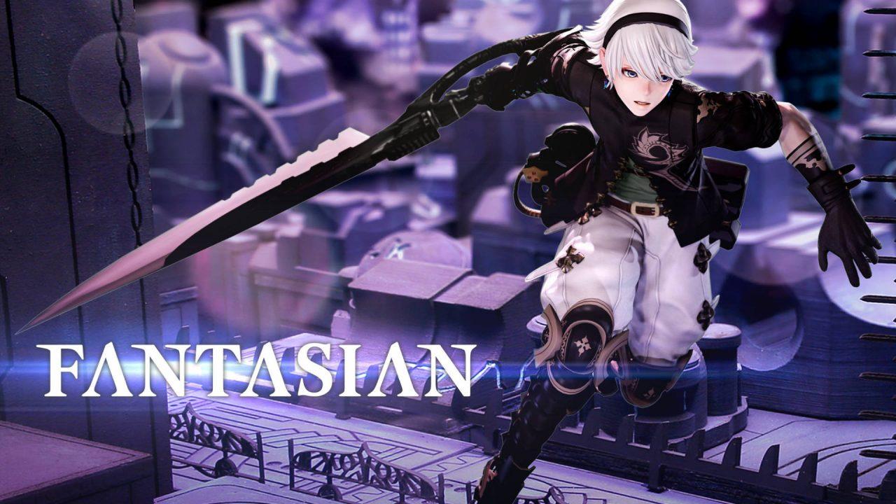 Découvrez Fantasian, le dernier RPG d'Hironobu Sakaguchi, jusqu'en 4K