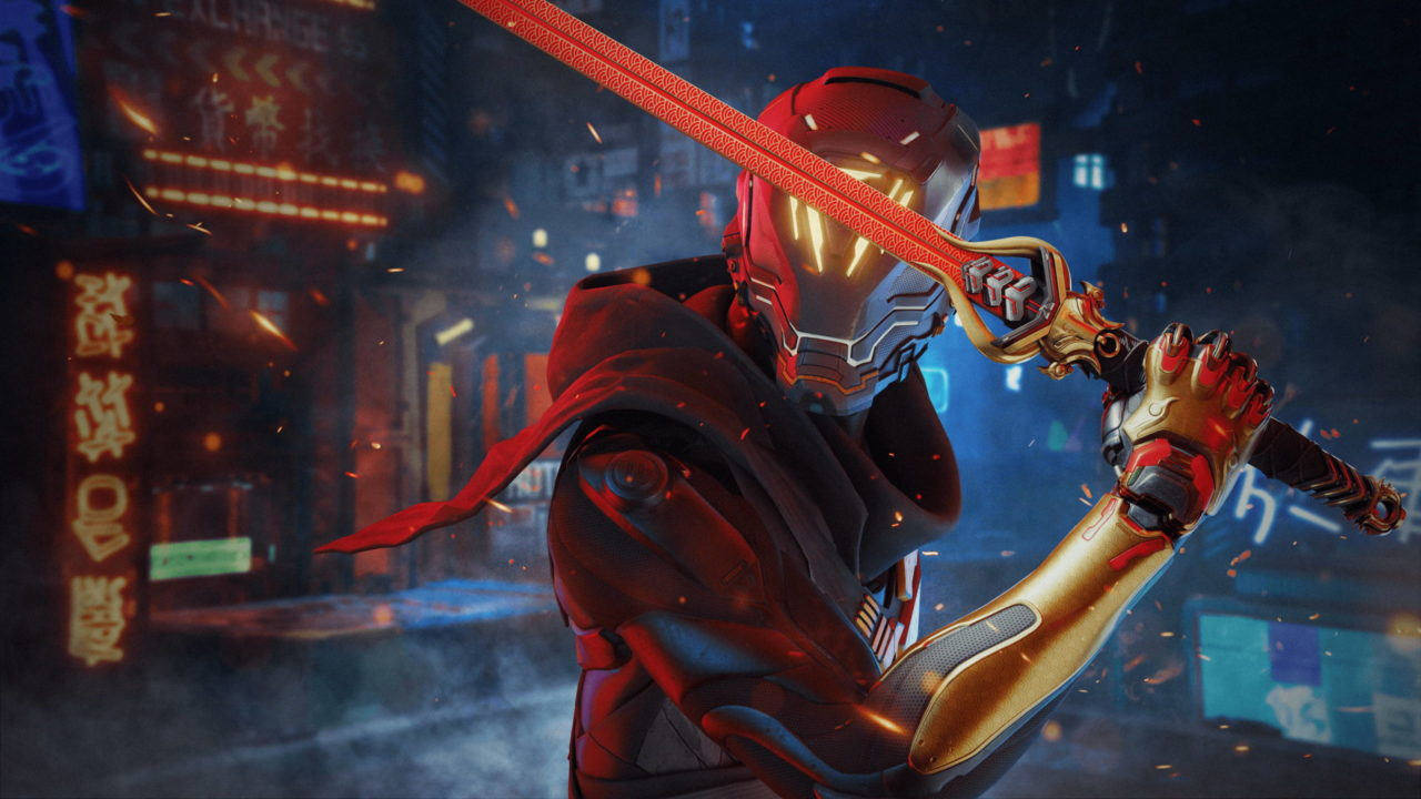 Le second DLC et des modes gratuits pour Ghostrunner disponibles