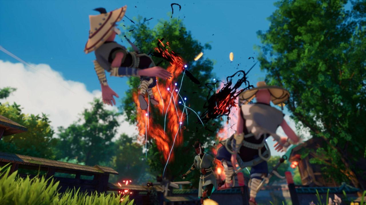 505 Games va éditer l'action/rogue-like Rogue Spirit sur PC