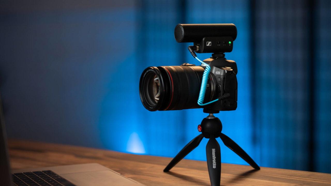 Sennheiser annonce un nouveau micro-canon pour les créateurs de contenu