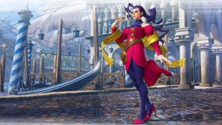 Street Fighter V accueille une nouvelle combattante nommée Rose