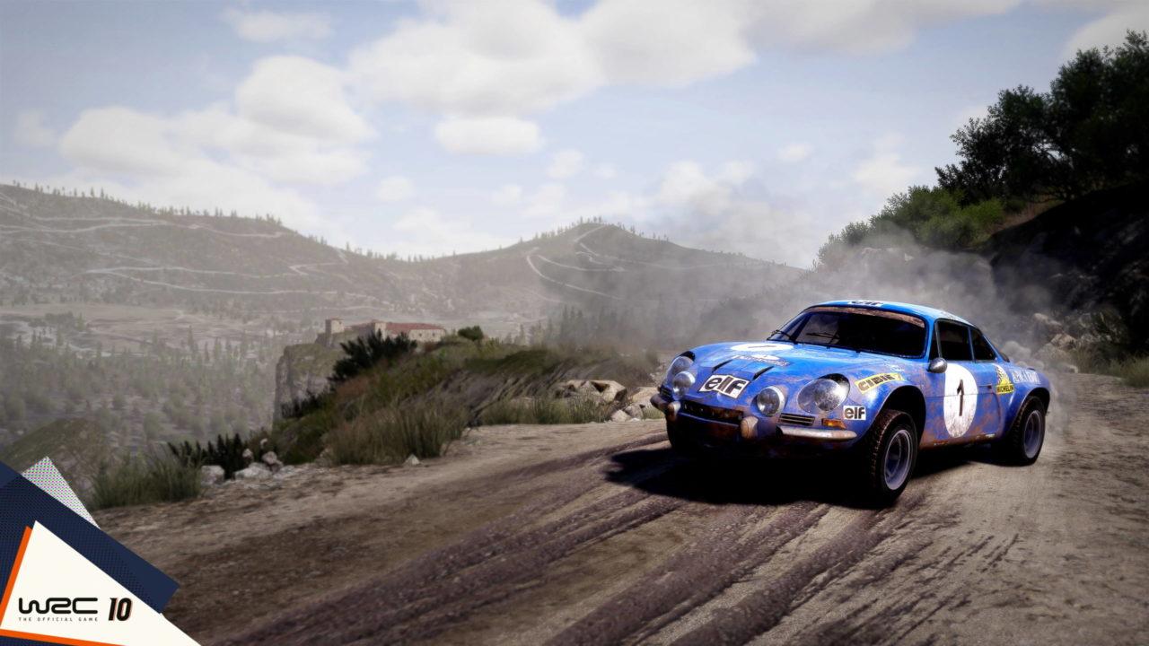 Nacon dévoile les premières images, vidéo et informations de WRC 10